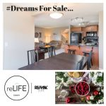 #DreamsforSale…Entertaining Friends in our Open Concept Main Floor