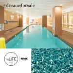 #Dreamsforsale… Hanging out and Enjoying our Indoor Pool and Hot Tub