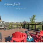 #Dreamsforsale … Deck with a view